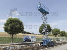 Posunovací zařízení ZAGRO E – MAXI – tažná síla do 200 t
