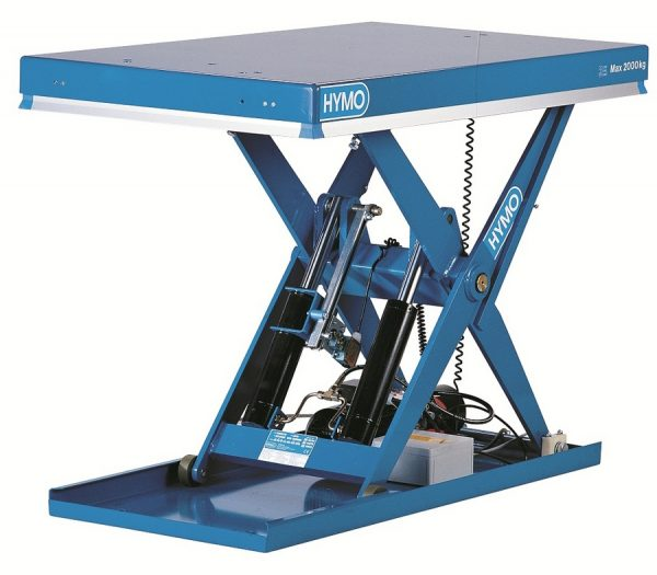 Zvedací stůl, plošina – Hymo Optima AX