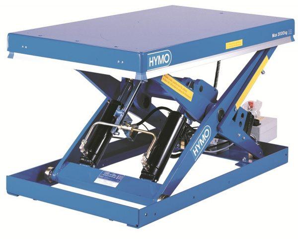 Zvedací stůl, plošina – Hymo Maxima BX