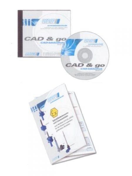 CAD & go uživatelský program