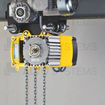 Elektrický kladkostroj – Yale CPV – do 2.000 kg