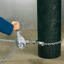 Pákový kladkostroj – Yale D 95 – do 3.000 kg