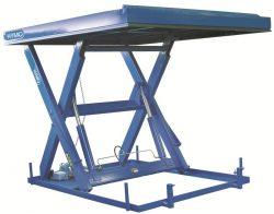 Zvedací stůl, plošina - Hymo Maxima DXT