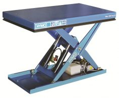 Zvedací stůl, plošina – Hymo Optima EAX