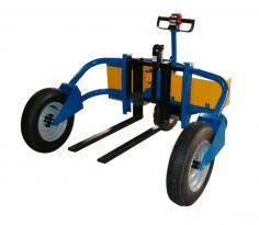 Terénní elektrický nízkozdvižný vozík EH-2