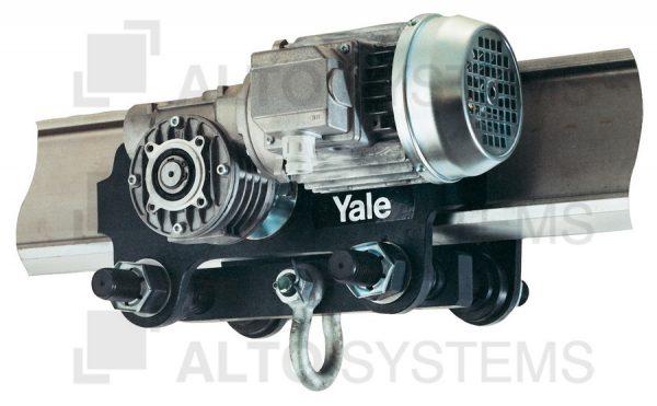 Elektrický pojezd VTE-U – do 5.000 kg