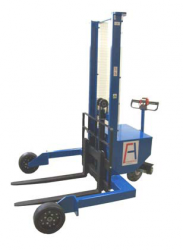 Terénní elektrický vysokozdvižný vozík ET-1000
