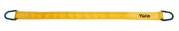 Zvedací pás plochý s kovovými oky – dvouvrstvý HBD-SN/SD