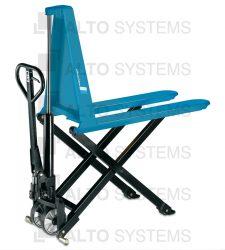 Paletizační vozíky nůžkové