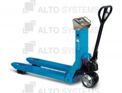 Paletizační vozíky s váhou