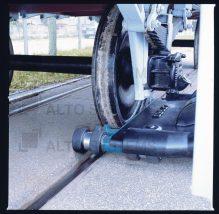 Posunovací zařízení MINI – tažná síla do 150 t