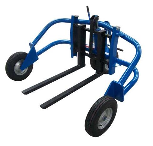 Terénní ruční nízkozdvižný vozík NH-1/NH-2