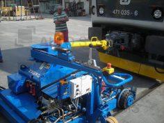 Posunovací zařízení MAXI – tažná síla do 200 t