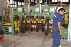Stolice na měření náprav a testování podvozků