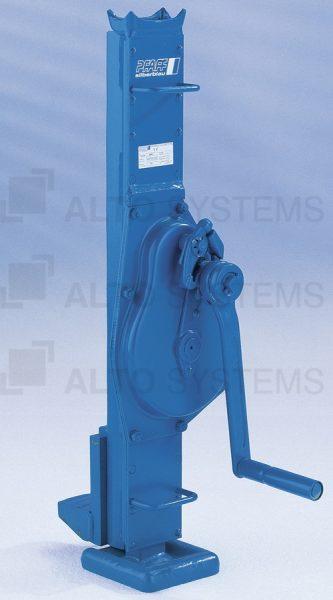 Ozubnicový/hřebenový zvedák STW-V – do 10.000 kg