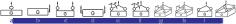 Šroubovací vázací bod PLAW