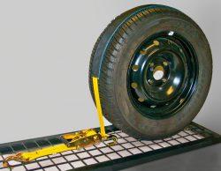 Upínací pás pro osobní automobily - typ ZGR-CL