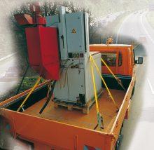 Upínací pás se svěracím zámkem – typ ZGK-25-125