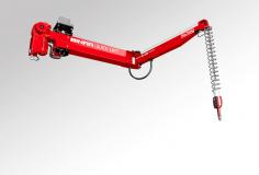 Rychlozdvihací elektronický manipulátor – stropní provedení