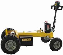 Elektrické kolečko vozík dumper J-TRAK 300 L