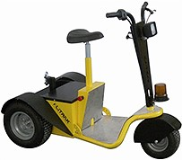Elektrická tříkolka TRIO TRAK