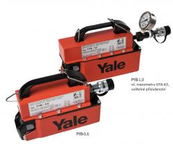 Akumulátorové elektrické čerpadlo PYBAkumulátorové elektrické čerpadlo PYB
