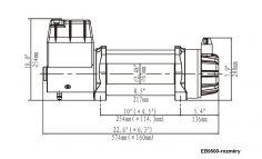 EB9500-rozměry