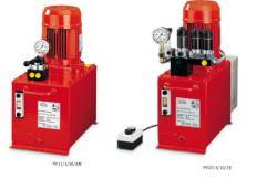 Hydraulické čerpadlo poháněné elektromotorem model PYE a PY