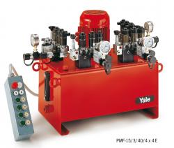 Víceproudé elektro-hydraulické agregáty PMF model